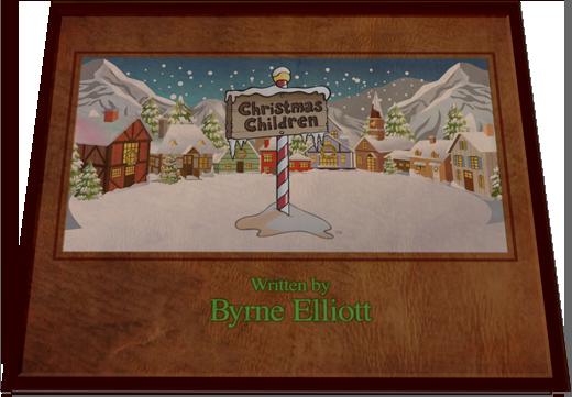 Byrne Music | Christmas Children Book Cover